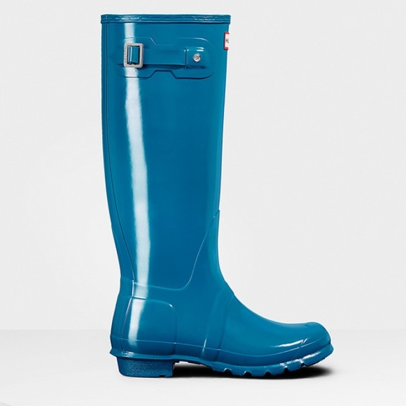 Hunter Shoes - Hunter Tall Gloss Rain Boots