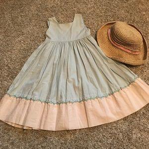 Isabel Garreton Other - Adorable Vintage Girls Dress Isabel Garreton
