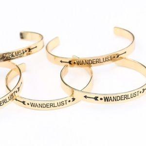 Twilight Gypsy Collective Jewelry - Wanderlust Bangle