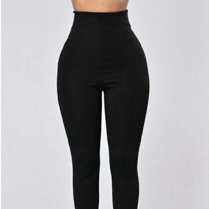 Pants - Fashion Nova's Smarty pants