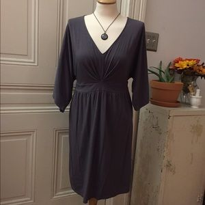 Garnet Hill Dresses & Skirts - ⚡️Sale⚡️Garnet Hill gray knit dress S