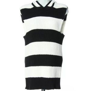 A.L.C. Sweaters - ALC striped sleeveless sweater nwt Sz medium