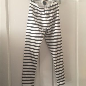 Munster Other - Munster Kids striped leggings size 7 for girls