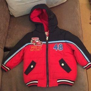 race car jacket