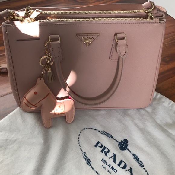 ... get prada saffiano lux small galleria double zip tote 3b88b 2af29 0596af755c26e
