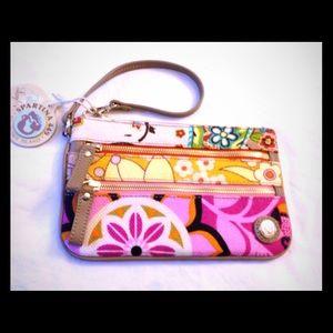 Spartina 449 Handbags - Spartina 449 large wristlet