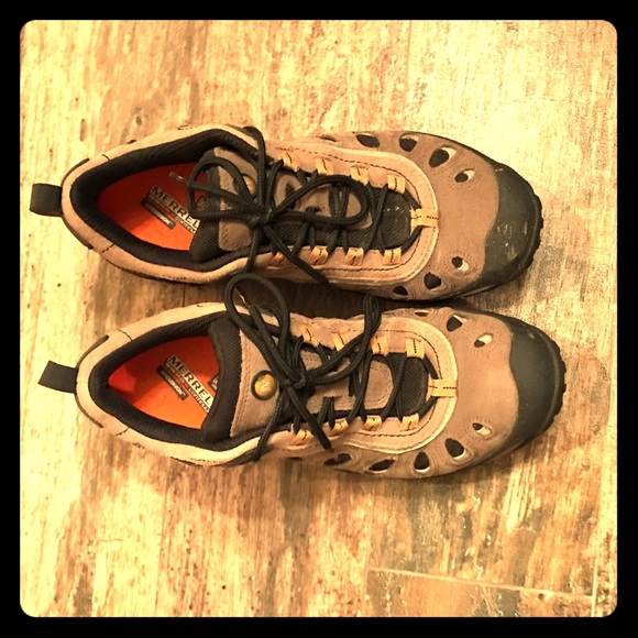 online for sale select for genuine sale Men's Morrell hiking boots.