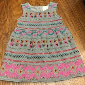 Peek Other - Sz. 18-24 mos. PEEK Embroidered Dress - Nordstrom
