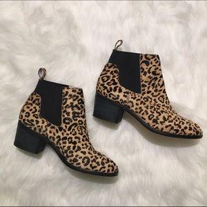 Matt Bernson Shoes - Matt Bernson Cheetah Print Baez Bootie