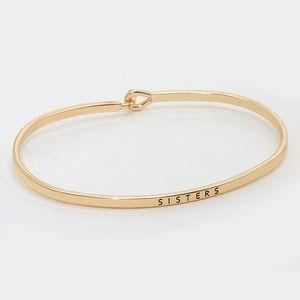 """Sisters"" Bracelet"