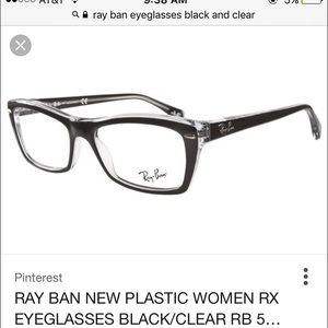 e45af4dd7a4 ... new style ray ban accessories ray ban prescription glasses a2b3d 78ed2