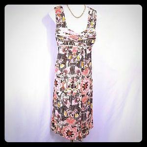 Dress Barn Dresses & Skirts - 🆕 Dress Barn Colorful Stretchy Dress