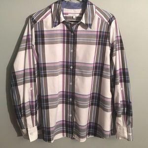Foxcroft Tops - Foxcroft shirt