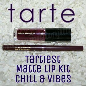 tarte Other - LIMITED EDITION Tarte Tartiest Matte Lip Kit