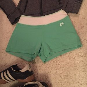 Cute and soft athletic shorts