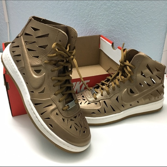 promo code 81708 b4f34 Nike Ultra Force Mid Joli AF1