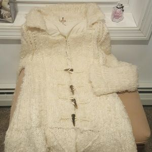 2xist Sweaters - Nwot freepeople sweater cream gorgeous