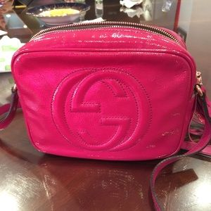 Gucci Handbags - Gucci Soho Disco