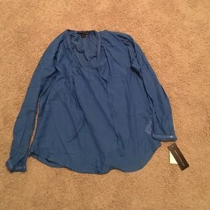 French Connection Tops - Blue French connection top