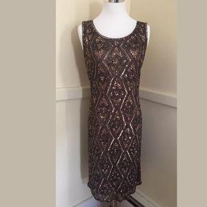 Pisarro Nights Dresses & Skirts - PISSARRO NIGHTS sequin sheath dress