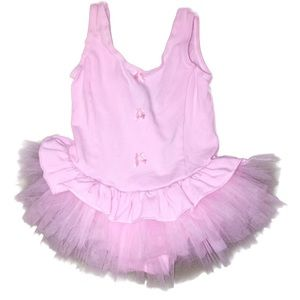 Popatu Other - 🎀Popatu Pink Tutu Bodysuit Size S🎀