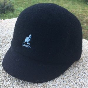 Kangol Other - ‼️FINAL PRICE‼️Kangol black felt cap