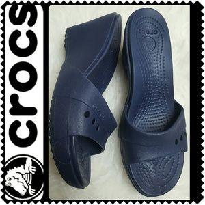 CROCS Shoes - Crocs Sandal Wedge