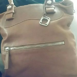 Orciani Handbags - Orciani vintage leather bag