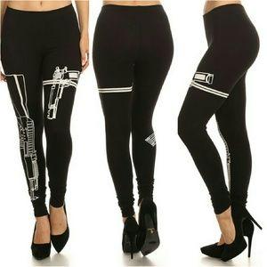 Pants - Leggings S M L 1x 2x 3x