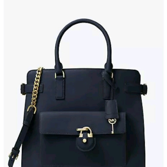 fe9fd21a20 MICHAEL Michael Kors Emma Large Saffiano Leather T