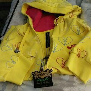 AKAMKS Jackets & Coats - Short sleeve women's jacket