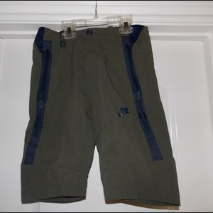 Nike Other - Water Resistant Tech Pants Olive Green