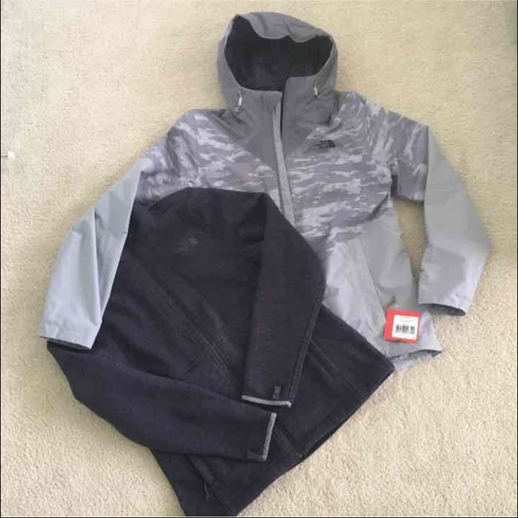 The North Face Women/'s Tri Climate 3 in 1 Winter Jacket Coat NWT $240 Size Large