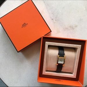 Hermes Accessories - Authentic Hermes H Watch