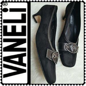 Vaneli Shoes - Vaneli Suede Pumps