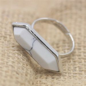 Jewelry - White Rock Ring