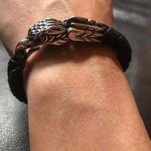 King Baby Studio Jewelry - King Baby Men's Leather Bracelet