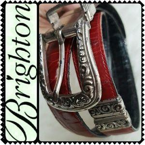 Brighton Accessories - Brighton Leather Reversible Belt