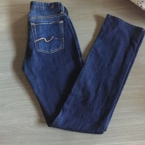 7 for all mankind jeans!