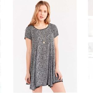 UO Silence + Noise Witchy T-Shirt Dress