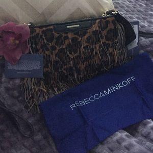 Rebecca Minkoff Handbags - NWT. Rebecca Minkoff, designer Finn crossbody bag!