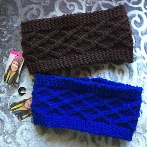 NWT Knit Headbands Bundle Lot