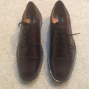 Bostonian Other - Bostonian Men's Burgundy Leather Shoes