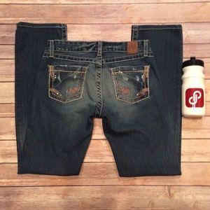 BKE Denim - 🌹 HP BKE Stella Skinny Stretch Blue Jeans Size 27