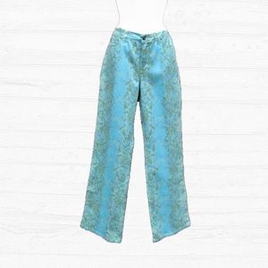 Just Cavalli Denim - Just Cavalli Stretch Metallic Print Jeans