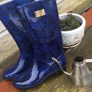 Nicole Miller Rainy Day Boots