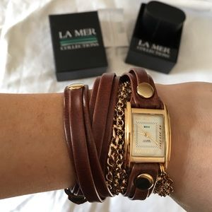 La Mer Accessories - La Mer Watch - HOST PICK! 😍
