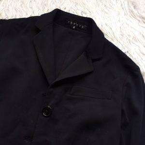 Theory Jackets & Blazers - • Theory • Dark Gray Blazer