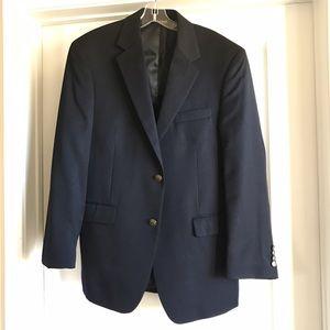 Men's Jos A. Bank Navy Sport Coat