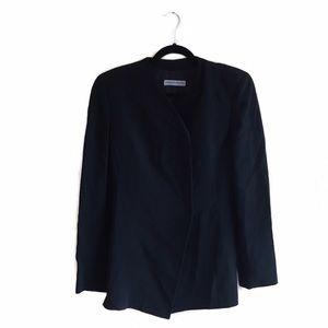 Emporio Armani Jackets & Blazers - • Armani • Cape Style Blazer